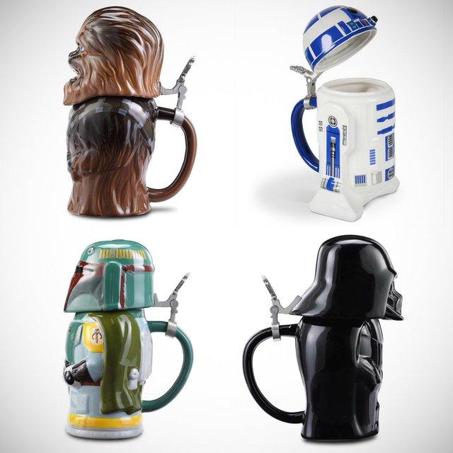 Star Wars Beer Steins