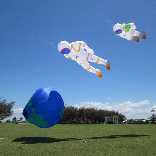 Astronaut Kite