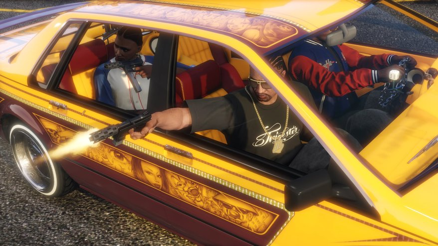 Lowriders Coming To GTA Online With New Update