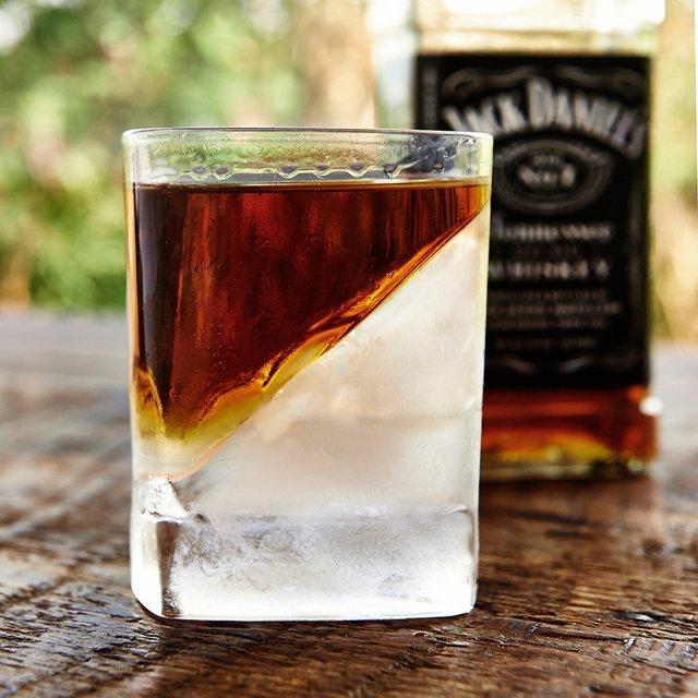 Classy Whiskey Wedge