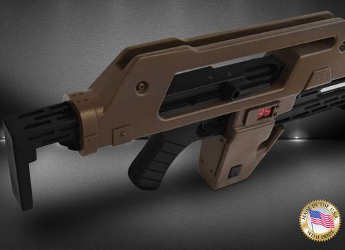 ALIENS M41A1 Pulse Rifle Replica