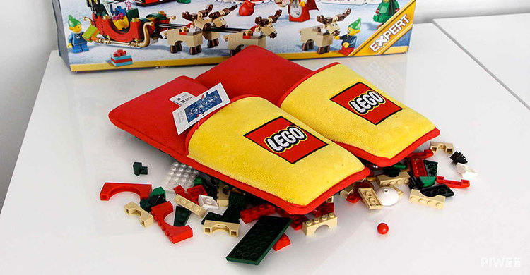Anti Lego Slippers