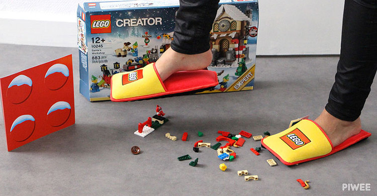 Anti-LEGO Slippers By Lego (3)