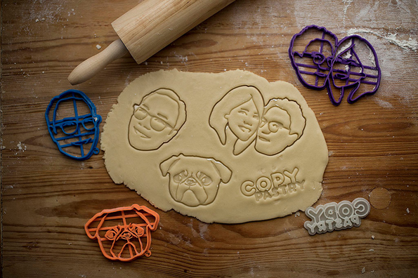 Have a Cookie Cutter Just Like Your Face