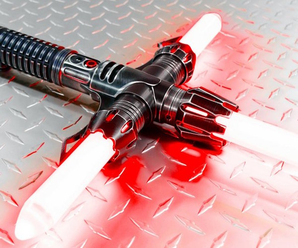 Relic V2 Cross Guard Light Saber