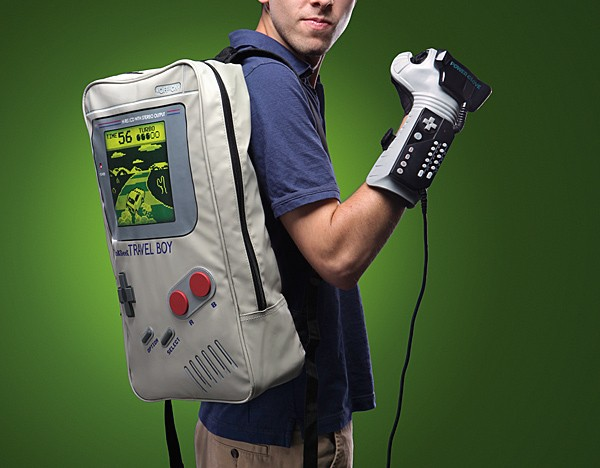 TravelBoy Game Boy Backpack