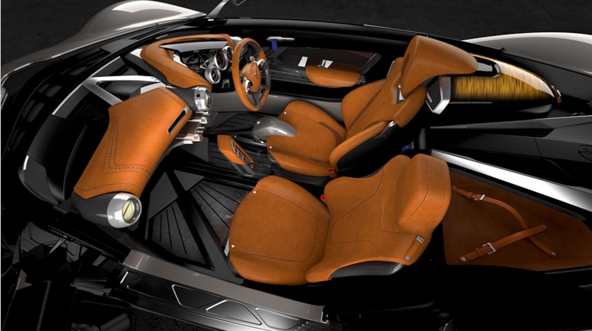 Sports Ride Concept