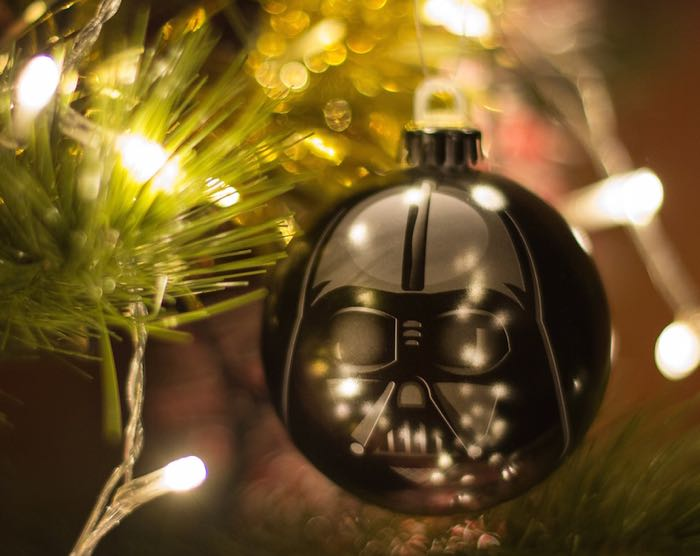 official star wars christmas ornaments gamengadgets