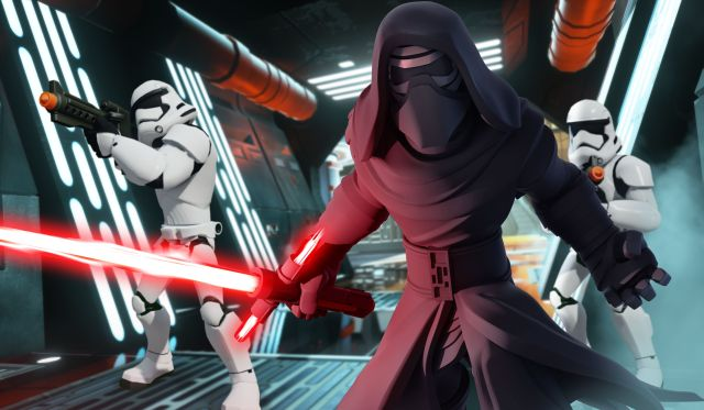 Disney Infinity's Star Wars: The Force Awakens