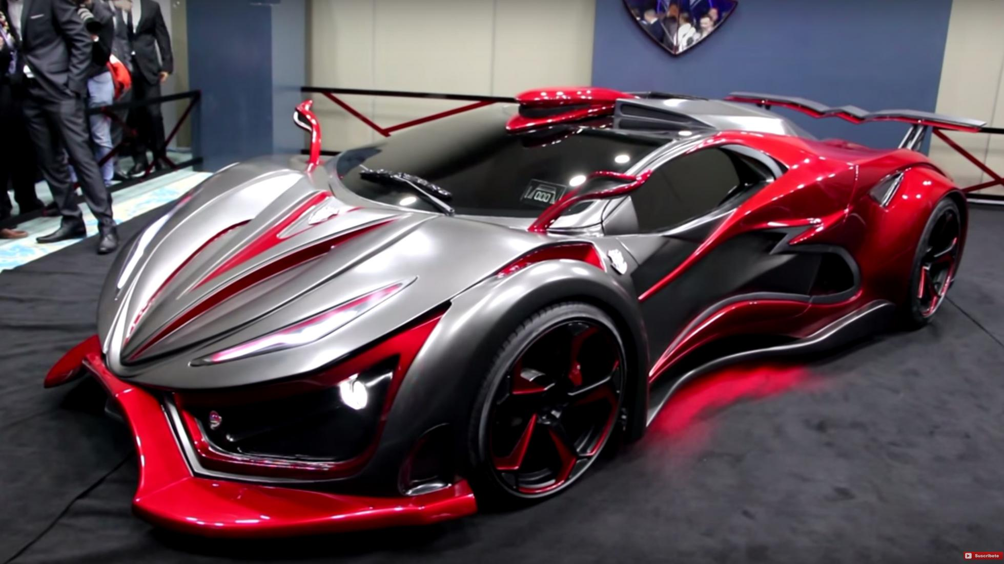'Inferno' Supercar