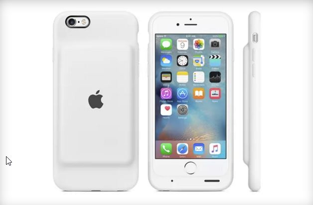 Apple Released Official 25-Hour Battery Case For iPhone 6 and 6S