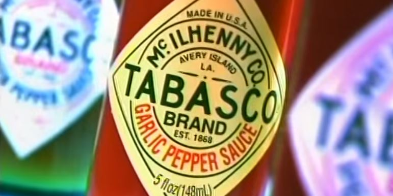Tabasco Sause