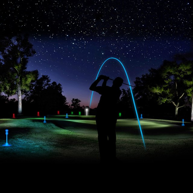 Night Golf LED Ball & Marker Set