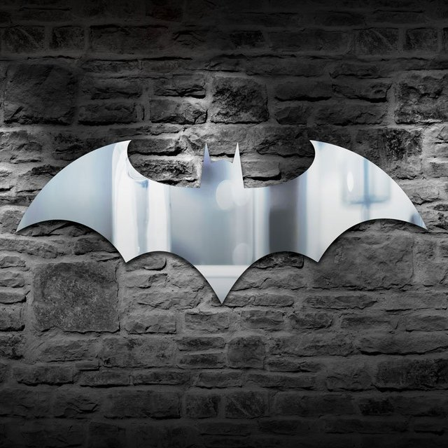 Cape Crusader Mirror