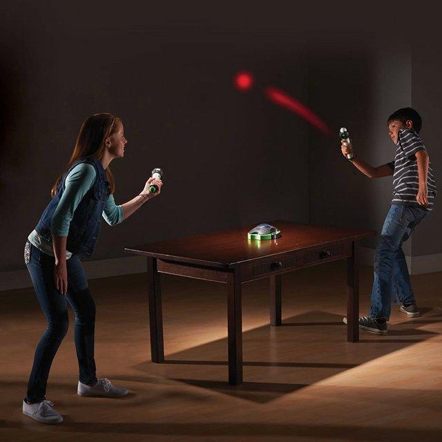 Intergalactic Racquetball Game