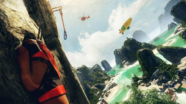 Crytek Announced The Climb and Released Screenshots (1)
