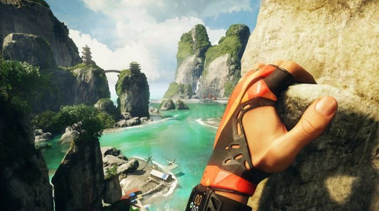 Crytek Announced The Climb