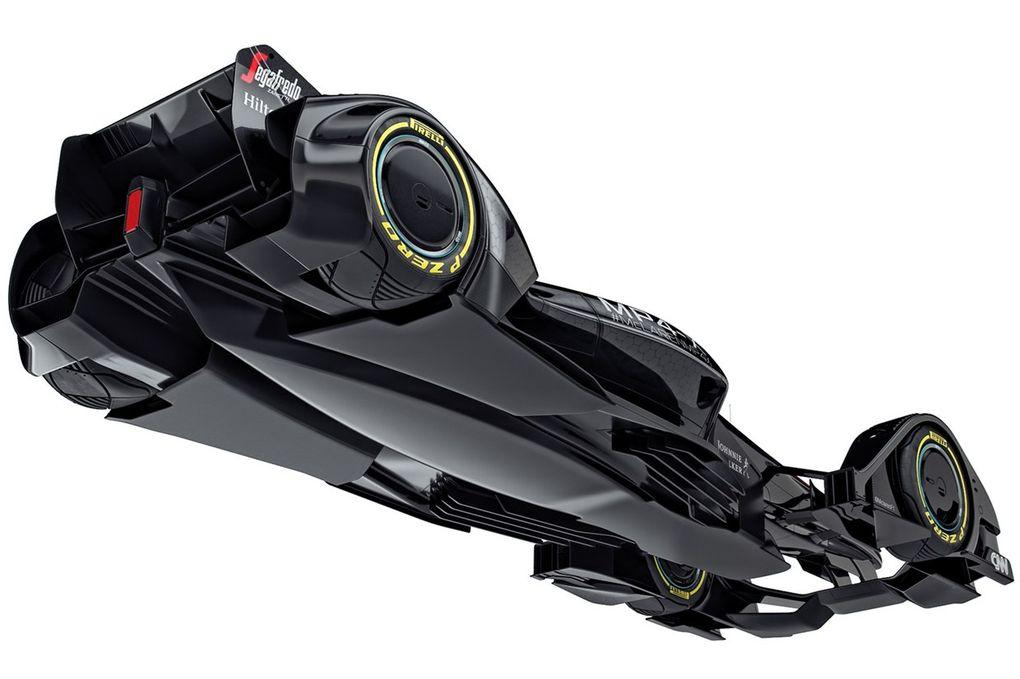 McLaren Mp4X (1)