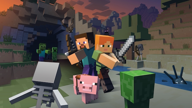 Minecraft is Heading to Nintendo's Wii U Console