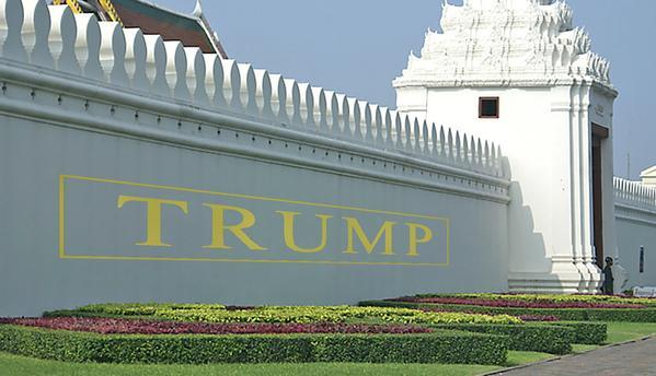 great trump wall