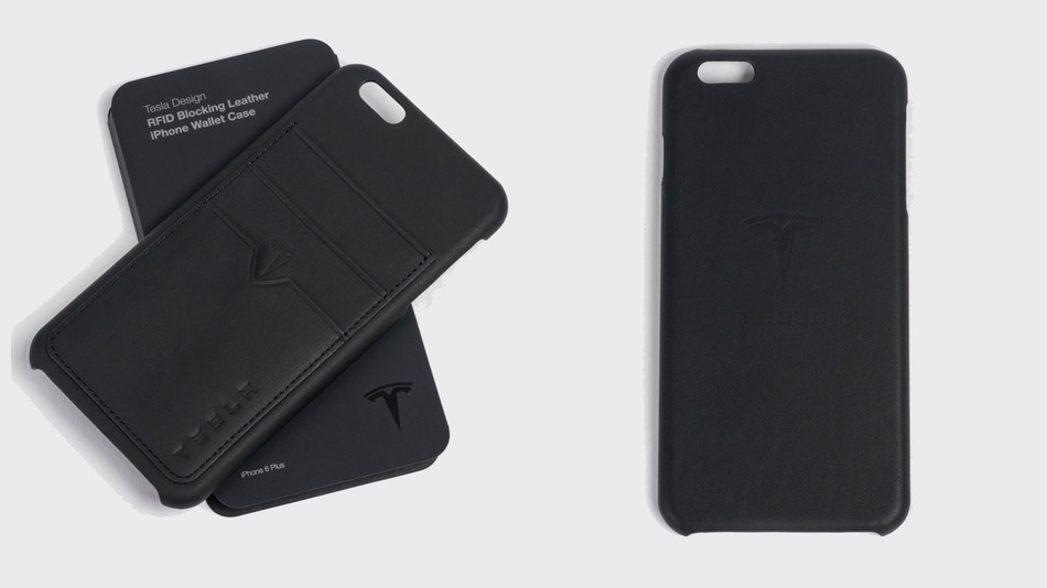 Tesla's Recycled Seat Leather Turn Into iPhone Cases