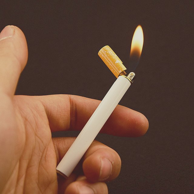 Cigarette Shaped Lighter