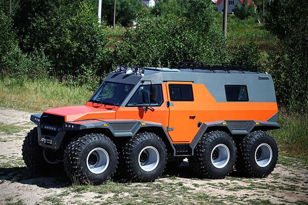 Avtoros-Shaman-8x8-All-Terrain-Vehicle-5
