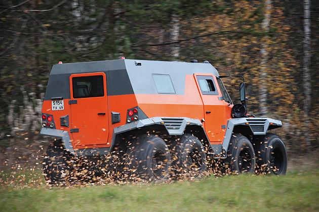 Avtoros-Shaman-8x8-All-Terrain-Vehicle-7