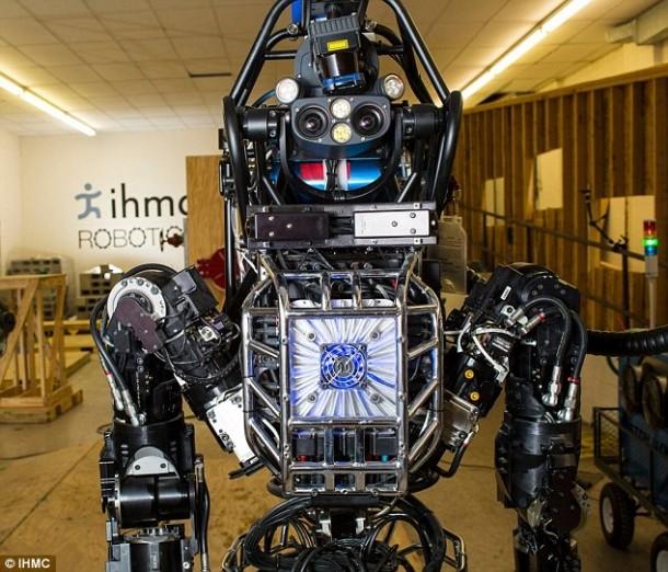 Google' Atlas Robot