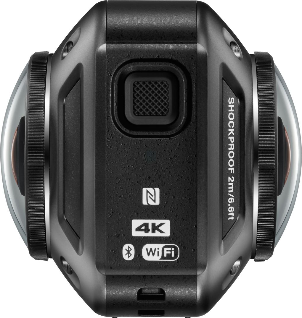 360-Degree Action Camera By NIKON