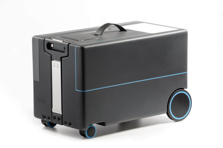 Robotic Suitcase