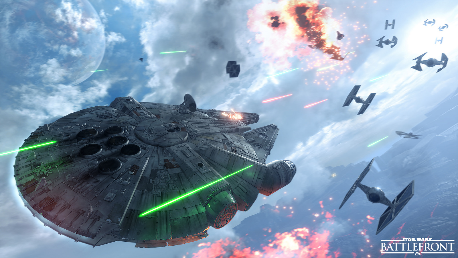 Star Wars Battlefront   (10)
