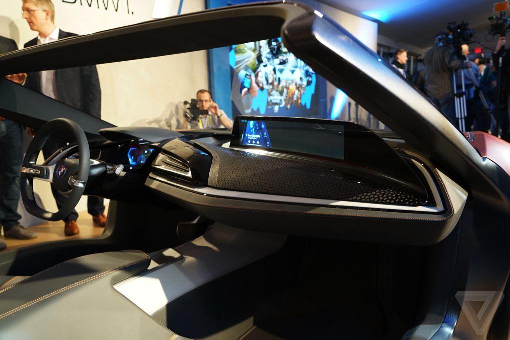 BMW's i8 Spyder