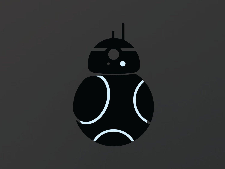 Star Wars Handcrafted Macbook Decals