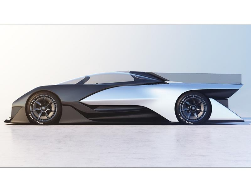 Faraday Future's FFZERO1