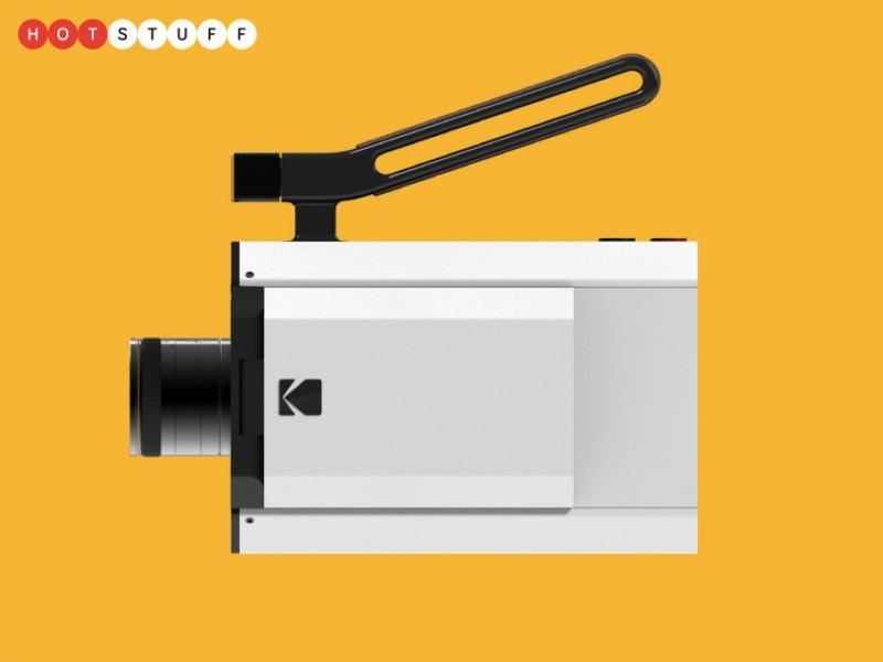 Kodak's Super 8 Camera