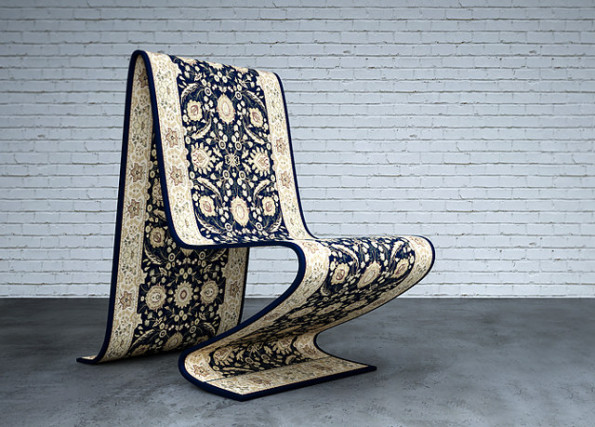 Magic Carpet Chair