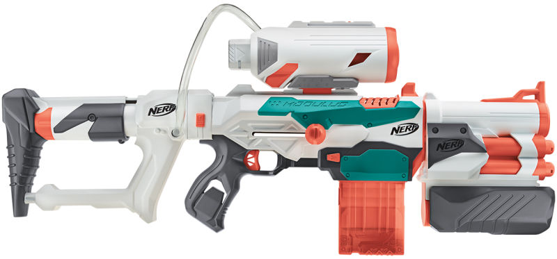 Nerf's blaster