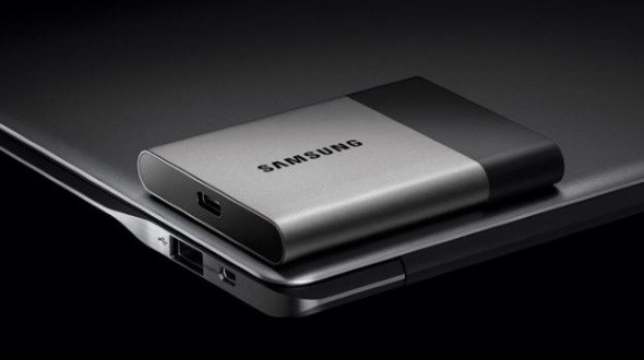 Samsung Developed a Tiny 2TB Portable SSD