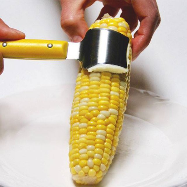ButterOnce Corn Buttering Knife