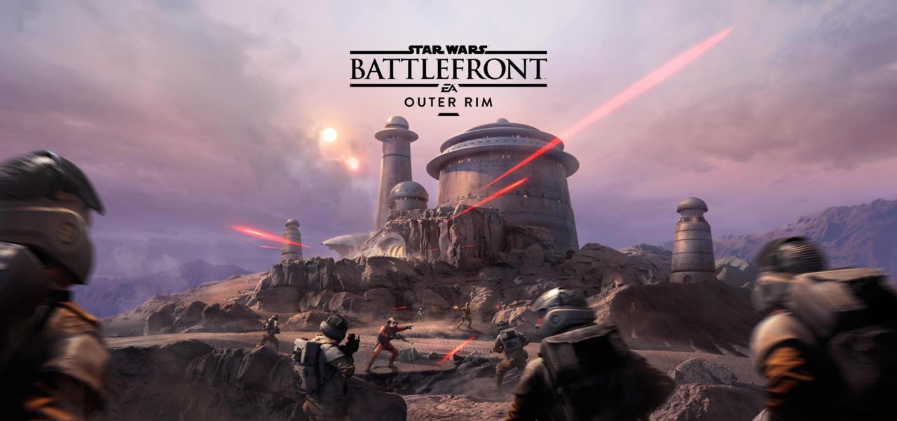 Star Wars Battlefront 'Outer Rim'