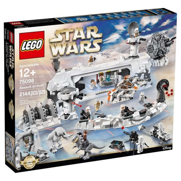 Lego Star Wars Assault on Hoth set