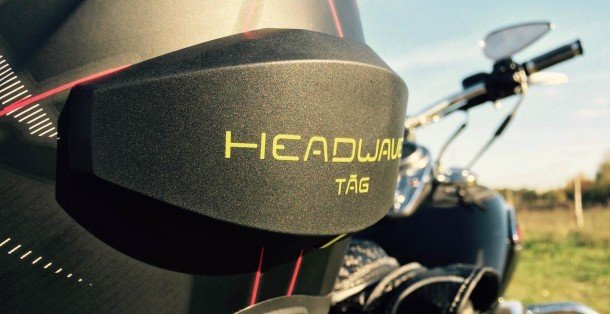 Headwave Tag Helmet With Built In Headphones