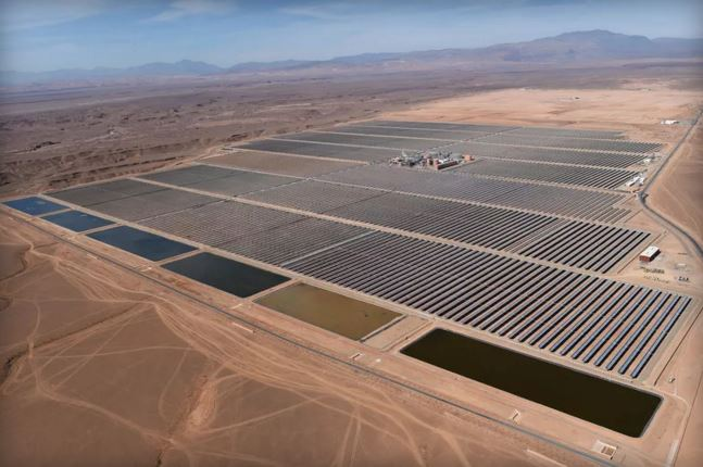 Morocco Got The World's Largest Solar Power Plant