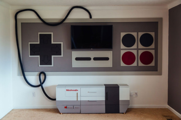 Nintendo Home Entertainment System For Gamers