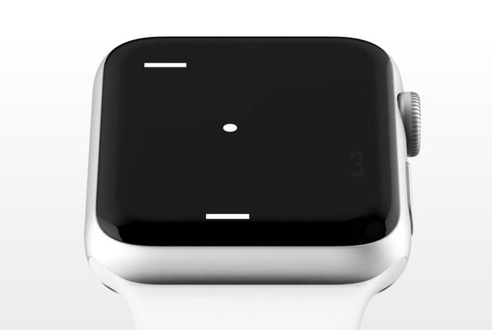 Pong-Apple-Watch