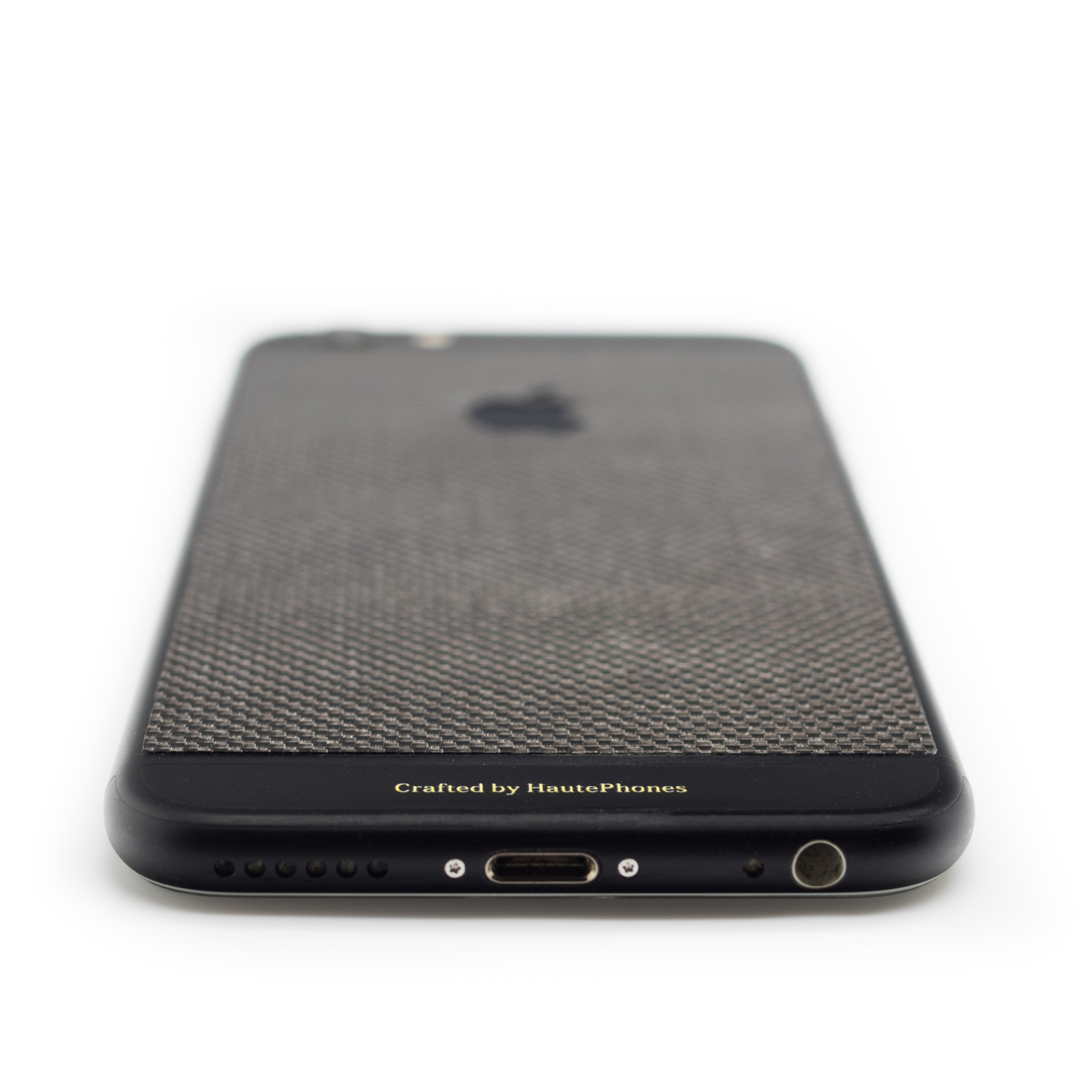 Carbon Fiber Custom iPhone 6s/6s PLUS by HautePhones