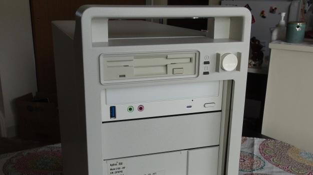 Hardware Hack 128GB Floppy Disk