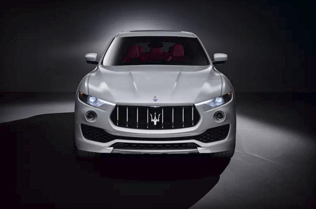 Levante Maserati