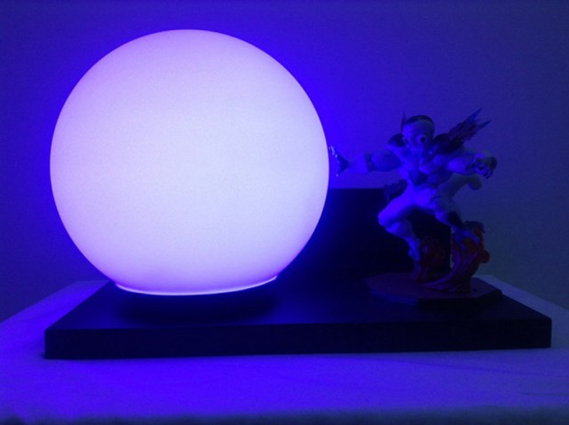 Dragon Ball Tabletop Lamps